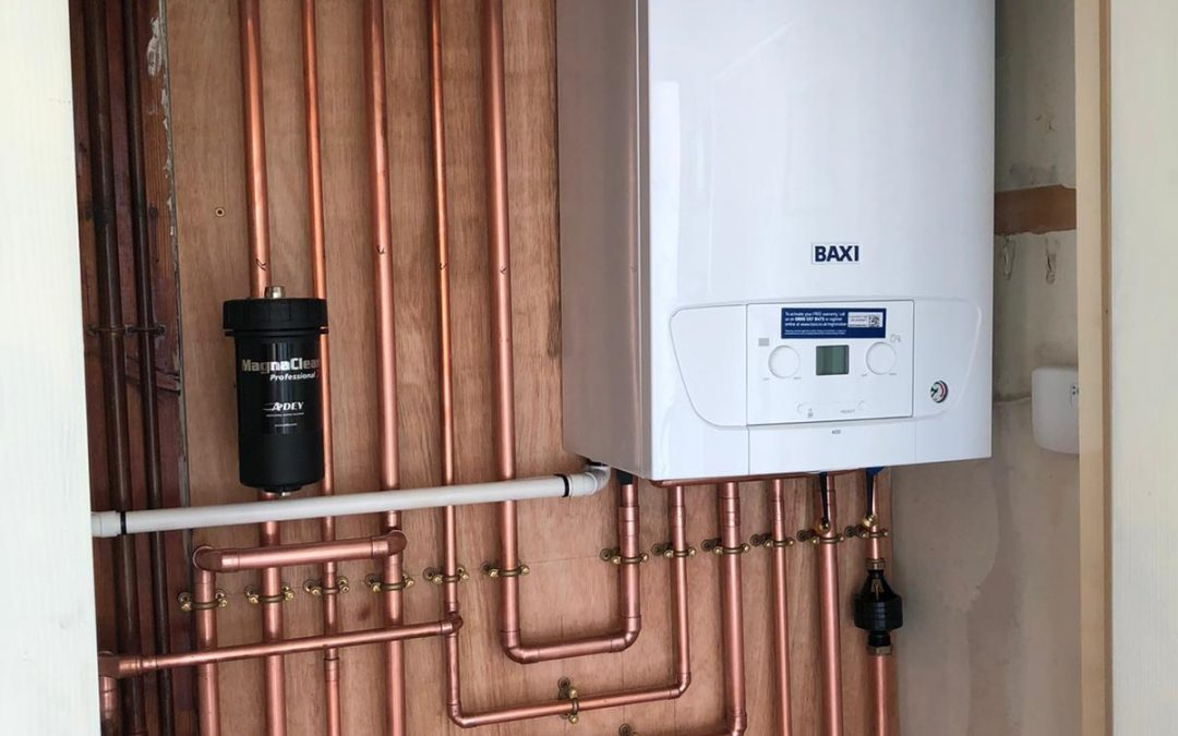 Plumbing and Heating Combi boiler